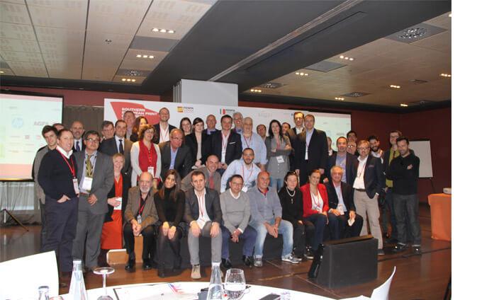 SAC Serigrafia Congresso Europeo della stampa a Barcellona