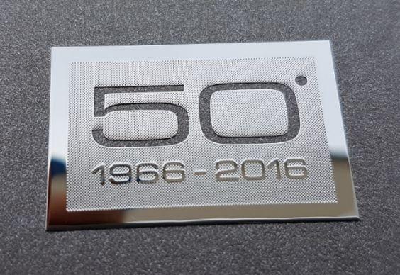 SAC Serigrafia 50 anni di anniversario