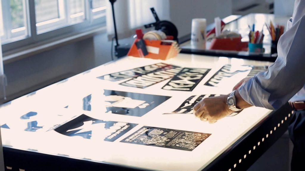 SAC Serigrafia Curiosità come metodo di lavoro