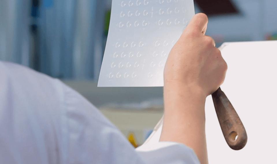 SAC Serigrafia Lean Processi