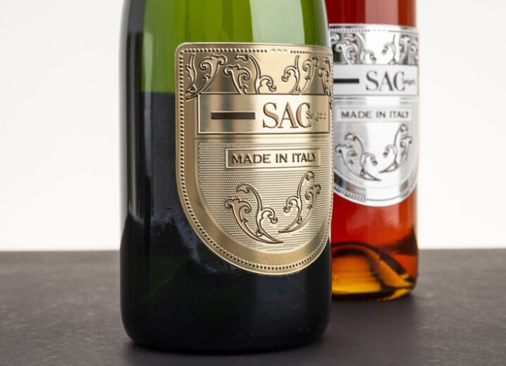 Sac Serigrafia Luxury Packaging Wine Bottle