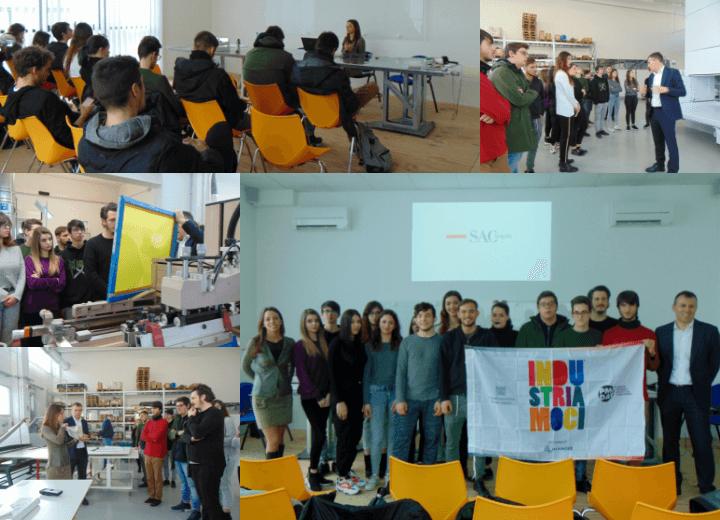Sac Serigrafia PMI day 2019 Scuola lavoro Assindustria