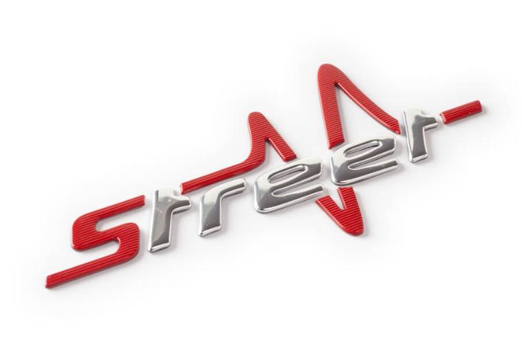 relief emblem automotive