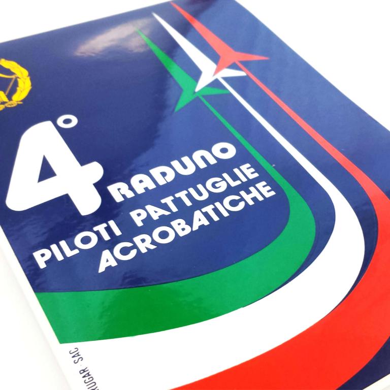 etichette autoadesive Frecce Tricolori